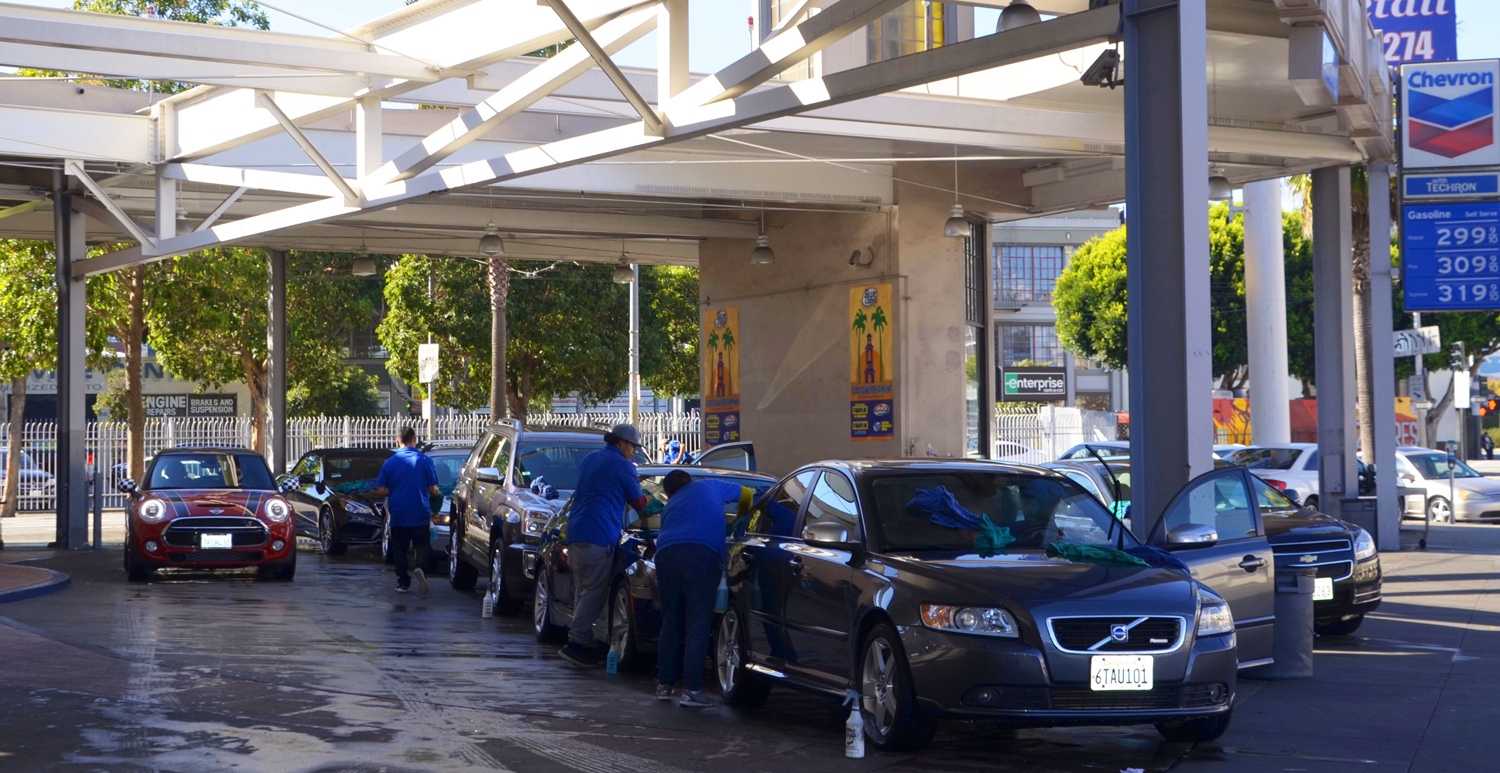 Investment Full Service Car Wash